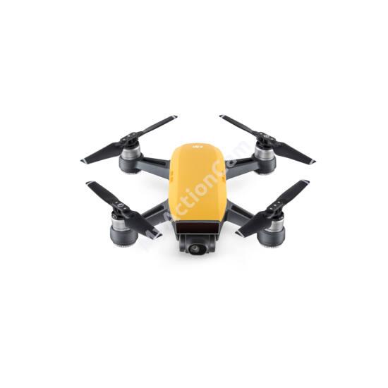 DJI SPARK drón (Sunrise Yellow) + ajándék Care Refresh + ajándék 16GB microSD