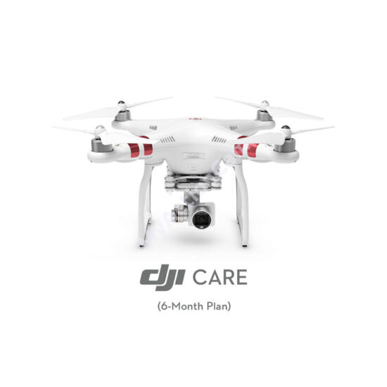 DJI Care (Phantom 3 Standard) 6-Month Plan