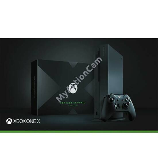 Microsoft Xbox One X 1TB Játékkonzol