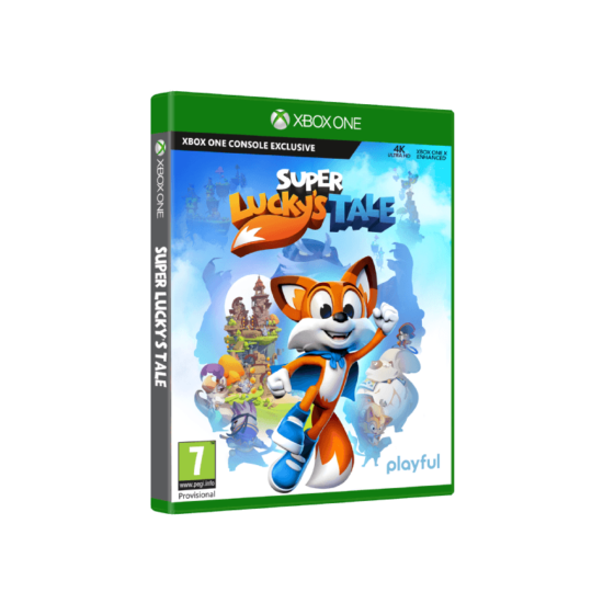 Microsoft Xbox One Super Luckys Tale
