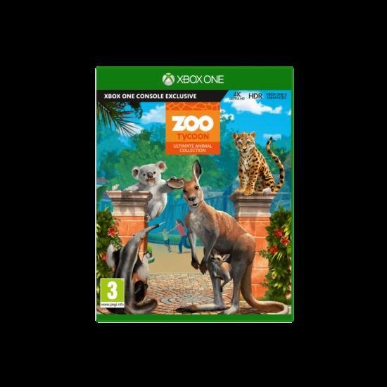 Microsoft Xbox One Zoo Tycoon