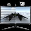 MSI Optix MAG241C ívelt Gaming monitor  24