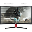 MSI Optix AG32CV ívelt Gaming monitor  31,5
