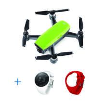 DJI SPARK drón (Meadow Green) + ajándék Remote + ajándék Polar M200 sportóra