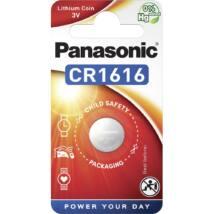 Panasonic CR1616L/1BP lítium gombelem (1 db / bliszter)