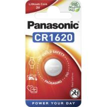 Panasonic CR1620L/1BP lítium gombelem (1 db / bliszter)