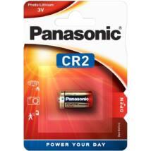 Panasonic CR-2L/1BP lítium fotóelem (1 db / bliszter)