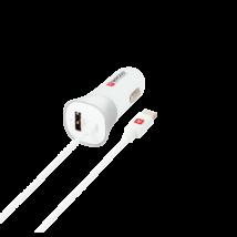 SKROSS autós USB töltő és C típusú USB kábel