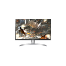 LG 27UL650-W 4K UHD IPS LED Monitor
