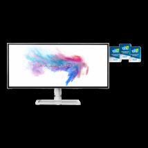 "MSI Prestige PS341WU ultraszélesvásznú 5K monitor 34"""