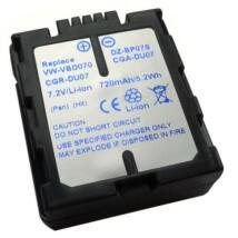 Dörr akkumulátor, Panasonic CGR-DU06 / CGA-DU07-nek megfelelő