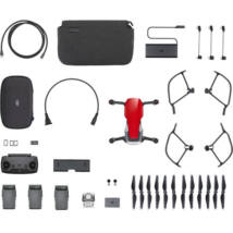DJI Mavic Air Fly More Combo (Flame Red) + ajándék Care Refresh