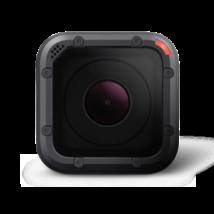 GoPro Hero 5 Session + ajándék Helmet Swivel Mount és Bite Mount