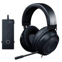 Razer Kraken Tournament Ed. Black - Oval headset