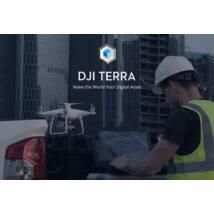 DJI Terra Pro (1 évre)