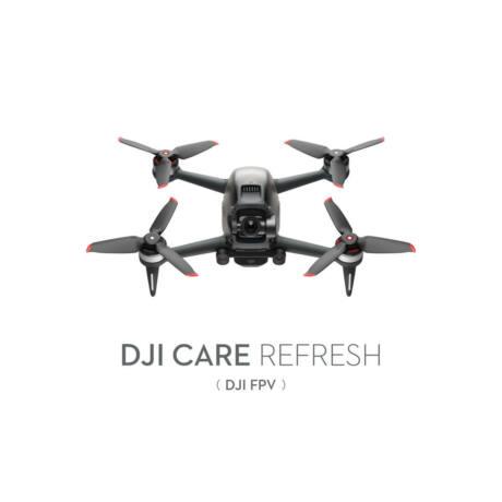 DJI Care Refresh (FPV) kiterjesztett garancia