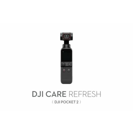 DJI Care Refresh (Pocket 2) kiterjesztett garancia