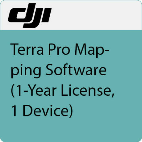 DJI Terra Pro 1 éves előfizetés (1 eszközre)