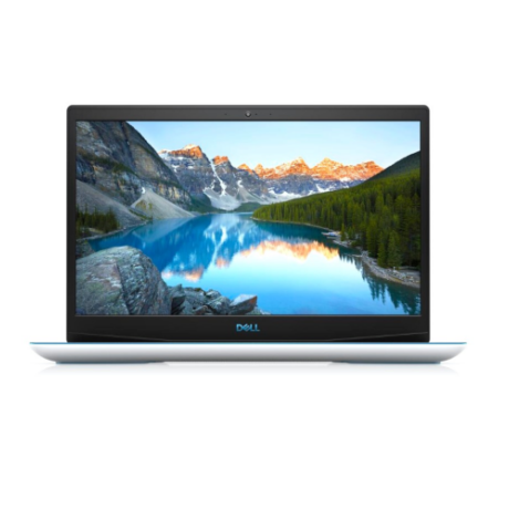 Dell G3 15 Gaming White notebook FHD Ci7 9750H 8GB 512GB GTX1660Ti Linux