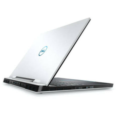 Dell G5 15 Gaming White notebook FHD W10H Ci7 9750H 8GB 256GB+1TB GTX1650