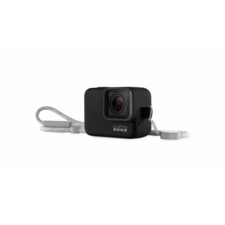 GoPro Sleeve + Lanyard - Black (Hero7 Black)