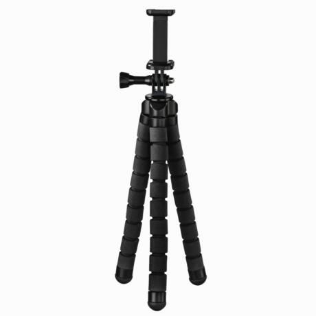 HAMA GoPro / Smartphone Flexibilis állvány - 26 cm