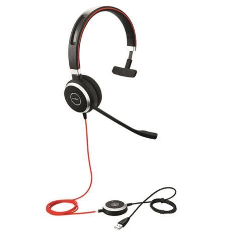 Jabra EVOLVE 40 MS Mono USB Headband