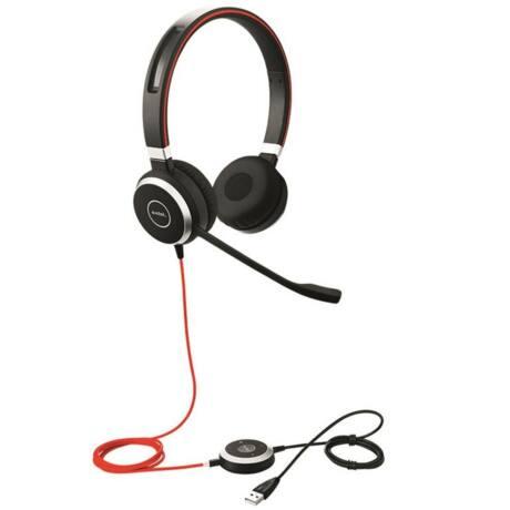 Jabra EVOLVE 40 MS Stereo USB Headband