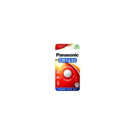 Panasonic CR1632/1B lítium gombelem (1db / bliszter)