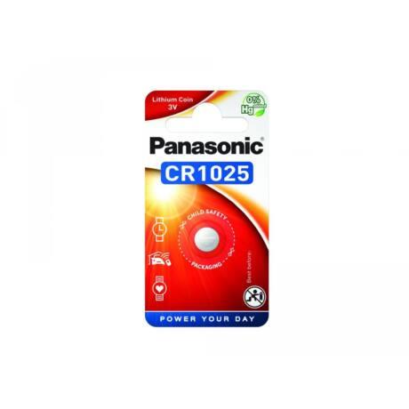 Panasonic CR-1025EL/1BP lítium gombelem (1 db / bliszter)