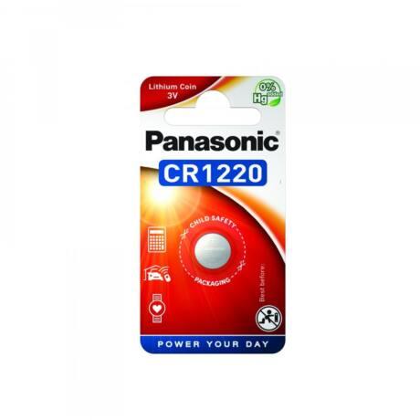 Panasonic CR-2012EL/1B lítium gombelem (1 db / bliszter)