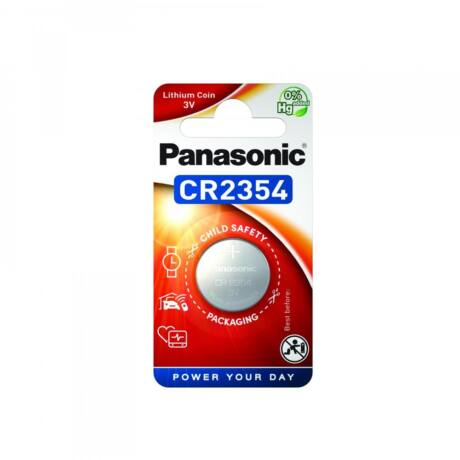 Panasonic CR-2354EL/1B lítium gombelem (1 db / bliszter)