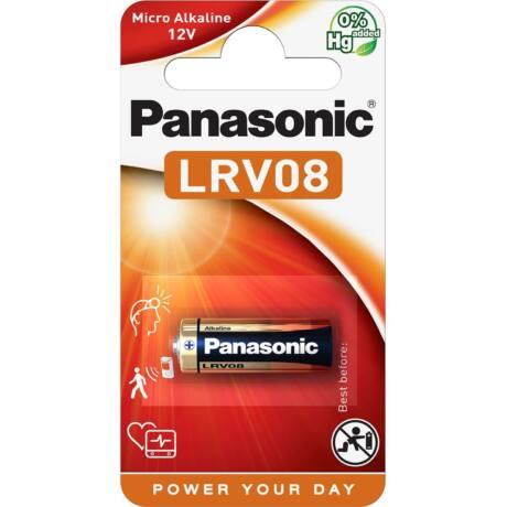 Panasonic LRV08L/1BP 12V alkáli elem (1db / bliszter)