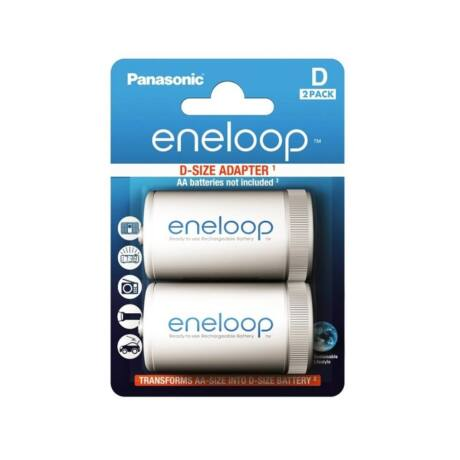 eneloop BQ-BS1E/2E góliát adapter