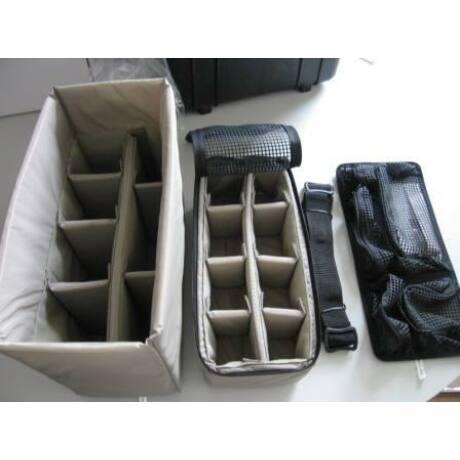 Peli fedélbe rakható rendező Peli 1430 táskához