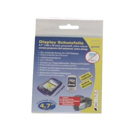 Dörr LCD-védő fólia (1db) 4,7 inch