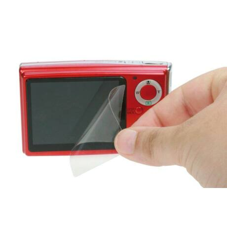 Dörr Professional víztiszta, vastag LCD-védő fólia, 2,5 inch