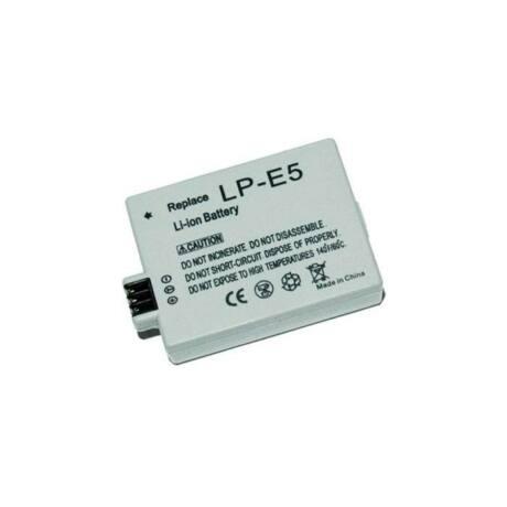 Dörr akkumulátor, Canon LP-E5-nek megfelelő
