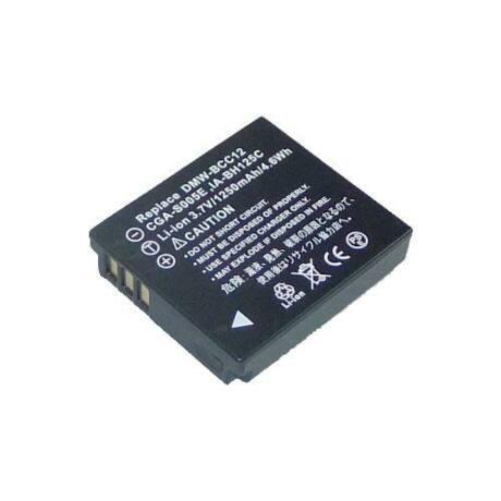 Dörr akkumulátor, Panasonic CGA-S005 / Fuji NP-70 / Ricoh DB-60 / Pentax D-Li106-nak megfelelő