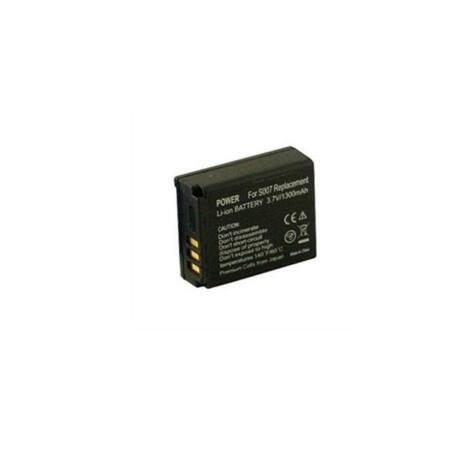 Dörr akkumulátor, Panasonic CGA-S007-nek megfelelő