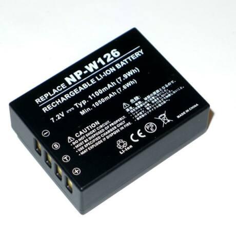 Dörr akkumulátor, Fuji NP-W126-nak megfelelő
