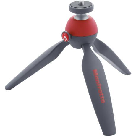 Manfrotto Pixi mini állvány piros