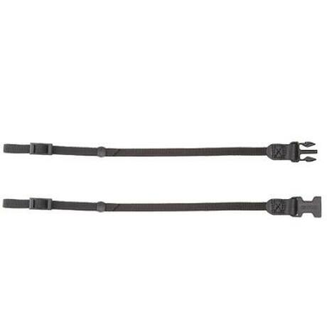 """OpTech USA Connectors 3/8"""" toldó, fekete"""
