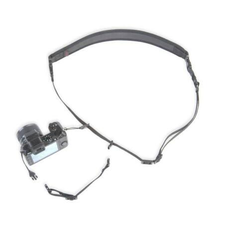 OpTech USA Mirrorless Sling vállszíj MILC/bridge gépekhez, fekete