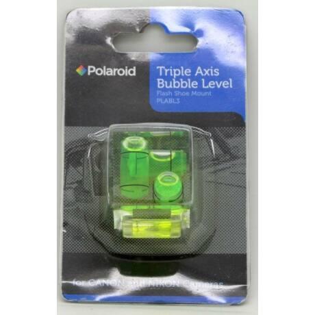 Polaroid háromtengelyes vízszintező