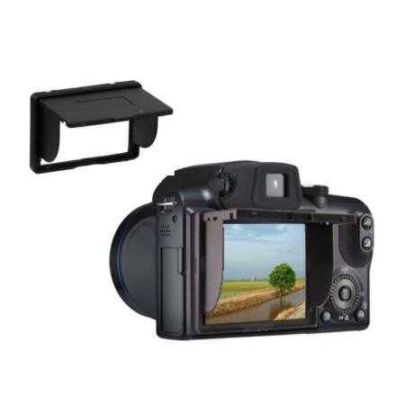 Polaroid Lcd árnyékoló, 3 inch