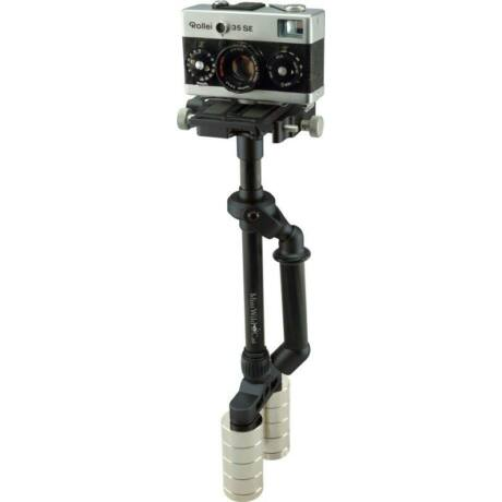 Rollei Mini Wild Cat kamerastabilizátor, sötétszürke