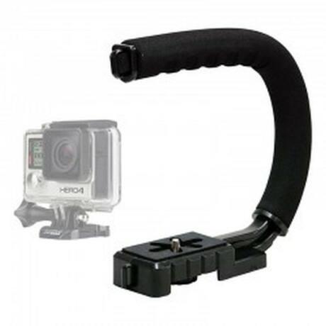 Sunpak 4000AVG Action Video Grip Mini akciókamerákhoz, kamkorderekhez és kompaktokhoz