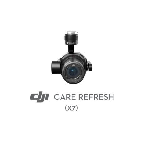 DJI Care Refresh (Zenmuse X7) kiterjesztett garancia