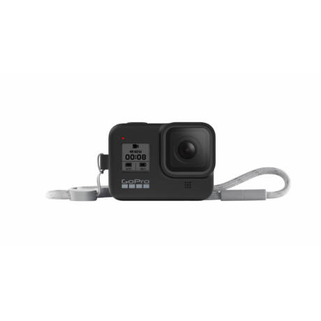 GoPro Sleeve + Lanyard (Hero8 Black) - Blackout